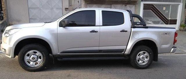 Chevrolet S10 2.8 Ls Cab. Dupla 4x4 4p - Foto 3