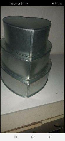Formas de bolo - Foto 2