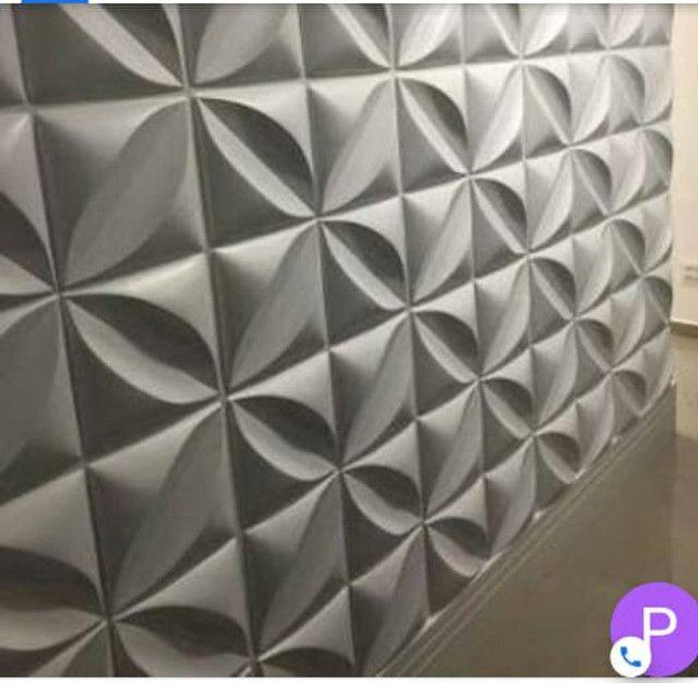 Placas de gesso 3D - Foto 3