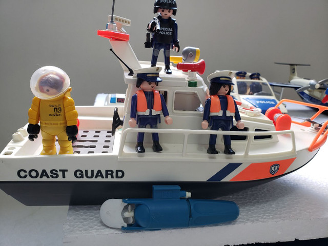 Playmobil Polícia - Sets Diversos - Foto 2