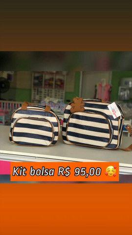 Kit bolsas a partir de R$ 75,00  - Foto 2