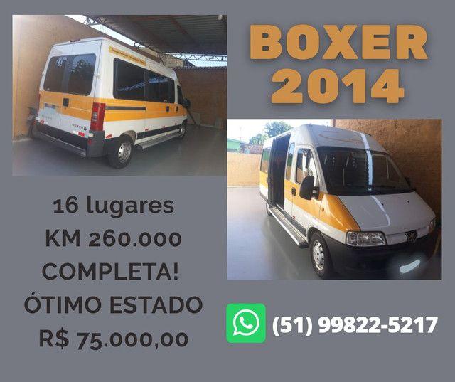 Ducato / Boxer 2014