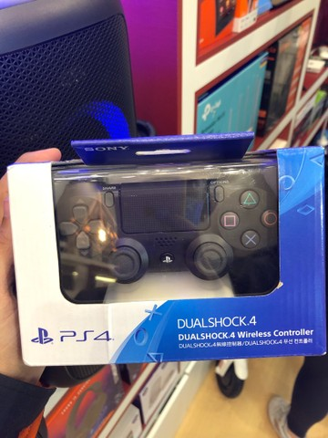 INCRÍVEL !! Controle para PS4 com 3 meses de garantia !!