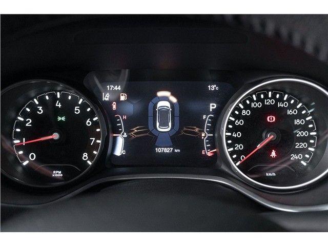 Jeep Compass 2018 2.0 16v flex limited automático - Foto 8