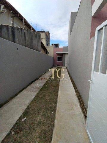 Casas lineares 2 quartos terraço gourmet - Jardim Bela Vista - Rio das Ostras/RJ - Foto 10