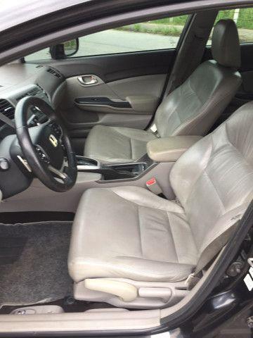 Honda Civic 2012 Automático  - Foto 5