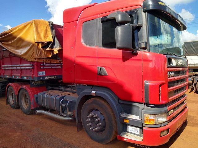 Scania R 114 360 6x2 muito novo - Foto 5
