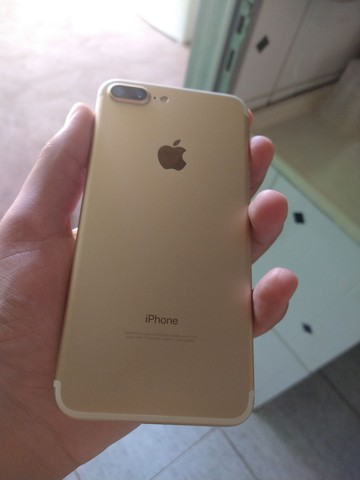 iPhone 7 plus 128GB (3lagoas) - Foto 3