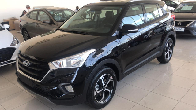 HYUNDAI CRETA SMART PLUS 1.6 AT 20/21 - Foto 2