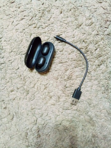 Fone de ouvido sem fio Bluetooth haylou