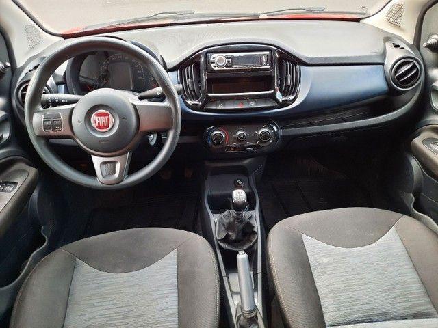 Fiat Uno Vivace Atrative 1.0 Completo ano 2016 - Foto 6