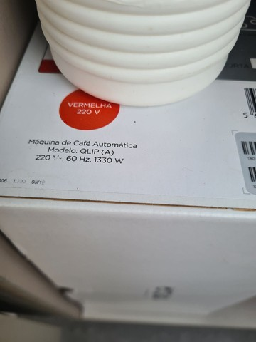 Cafeteira delta modelo qlip nova  - Foto 5