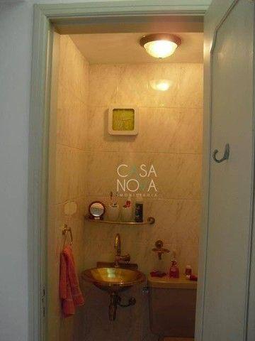 Apartamento com 3 dormitórios à venda, 135 m² por R$ 500.000,00 - Gonzaga - Santos/SP - Foto 8
