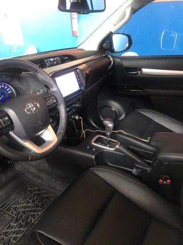 Toyota Hilux cd srv 4x4 aut Flex  - Foto 3