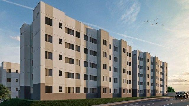 Vendo Apartamento no Parque Ville Jasmim com 2 quartos