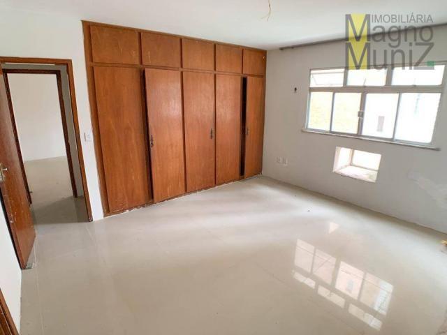 Apartamento com 3 suítes para alugar, 200 m² por R$ 1.700/mês - Dionisio Torres - Fortalez - Foto 16