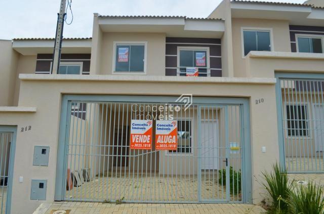 Casa para alugar com 3 dormitórios em Oficinas, Ponta grossa cod:390913.001 - Foto 6