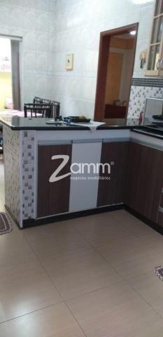 Casa à venda com 3 dormitórios em Vila real, Hortolândia cod:CA003505 - Foto 2