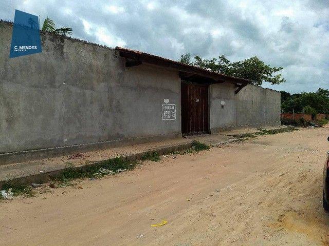 Casa com 2 dormitórios à venda, 700 m² por R$ 495.000,00 - Tabajara - Aquiraz/CE - Foto 19