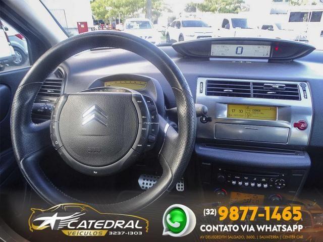 Citroën C4 Excl.2.0/2.0 Solaris Flex 16V 5p Aut. 2013/2014 *Carro Impecável* Super Oferta - Foto 9