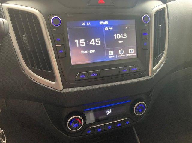 Hyundai Creta Pulse TOP 2020 impecável $99.900 - Foto 7