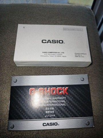 Relógio Casio G-SHOCK GA 100 usado - Foto 5