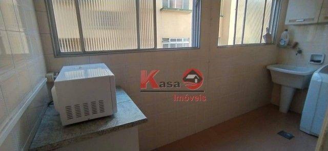 Apartamento com 2 dormitórios à venda, 71 m² por R$ 365.000,00 - José Menino - Santos/SP - Foto 10