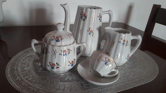 Jogo de Chá.