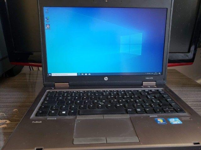 Notebook HP Probook 6470b - Core i5 3360m com 8GB de memória e 150GB de HD - Foto 3