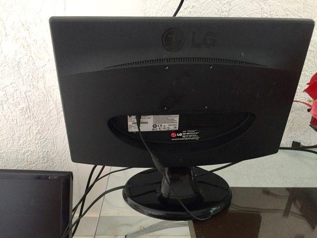 Monitor LG 19 Polegadas  - Foto 2