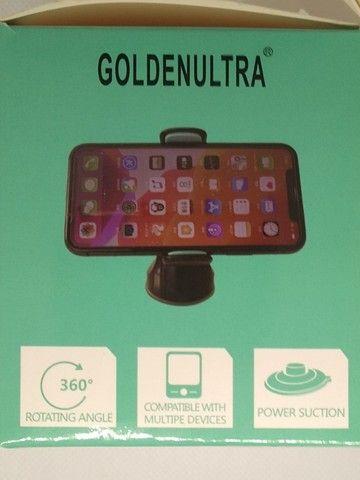 Suporte P/carro Universal P/ Celular Androide iPhone - Foto 4