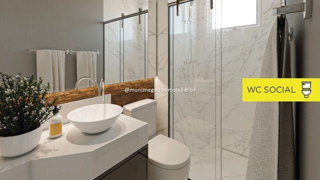 JD Lançamento da MRV - Pontal da Enseadas ? com 2 quartos, piscina, área de lazer completa - Foto 3