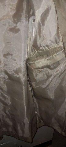 Jaqueta de couro legitimo  - Foto 4