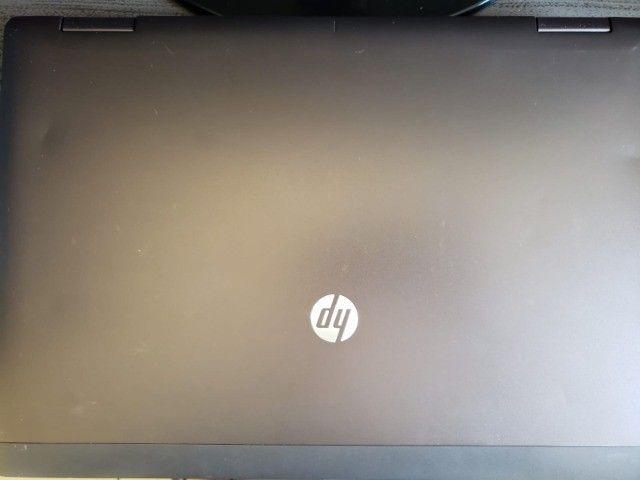 Notebook HP Probook 6470b - Core i5 3360m com 8GB de memória e 150GB de HD - Foto 2