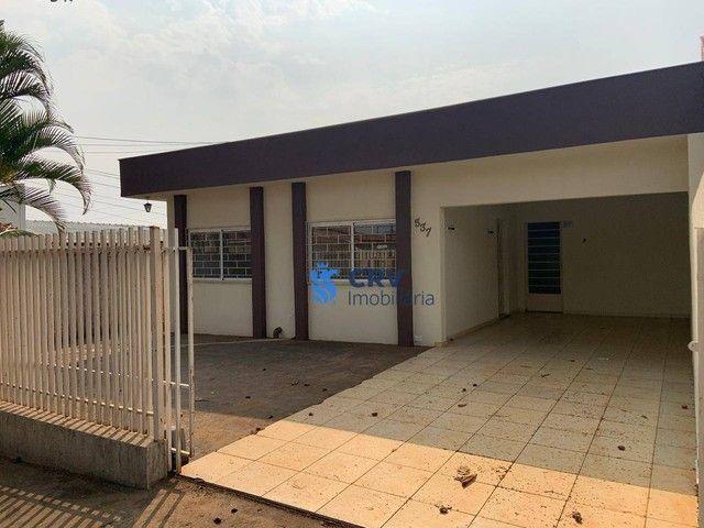 Casa com 4 dormitórios e 130m² de área útil - Messiânico - Londrina/PR - Foto 2