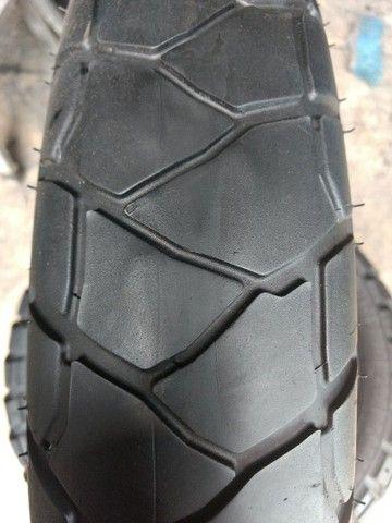 Pneu Dianteiro Moto Big Trail - Foto 9