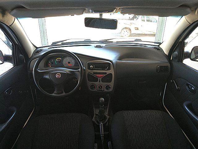 Palio 2012 Branco 04 portas com Ar Condicionado! - Foto 4