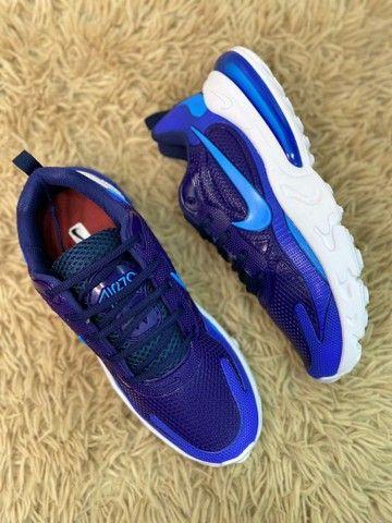 Tênis Nike React ( 38 ao 43 ) -- 4 Cores Disponíveis  - Foto 4