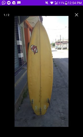 Vende-se prancha de surf