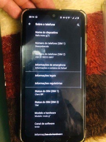 Motorola Moto G7 plus 64gb e 4gb de ram - Foto 6