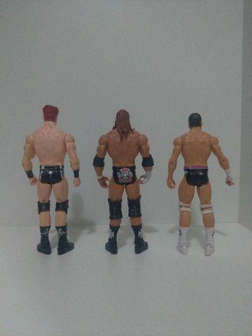 Bonecos WWE (usados) - Foto 2