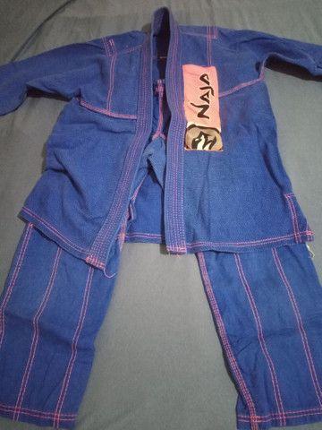 Kimonos Naja adulto  jiu jitsu feminino usado  - Foto 2