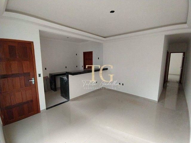 Casas lineares 2 quartos terraço gourmet - Jardim Bela Vista - Rio das Ostras/RJ - Foto 3