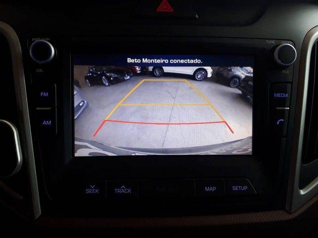 CRETA 2018/2018 2.0 16V FLEX PRESTIGE AUTOMÁTICO - Foto 11