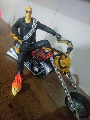Action Figure Motoqueiro Fantasma  - Foto 2