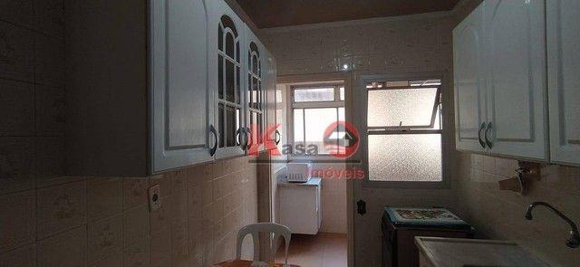 Apartamento com 2 dormitórios à venda, 71 m² por R$ 365.000,00 - José Menino - Santos/SP - Foto 7