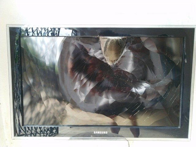 TV Samsung retirada de peças  - Foto 2