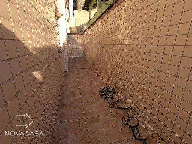 Apartamento Garden com 3 dormitórios para alugar, 97 m² por R$ 1.485/mês - Heliópolis - Be - Foto 6