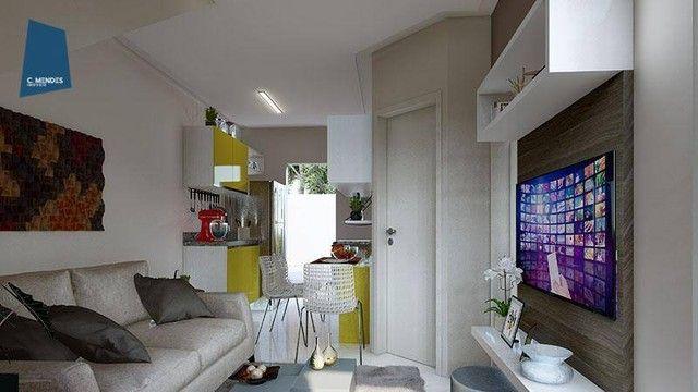 Apartamento Duplex com 3 dormitórios à venda, 66 m² por R$ 249.000,00 - Passaré - Fortalez - Foto 13
