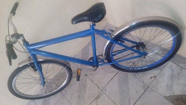 Bicicleta (montada)